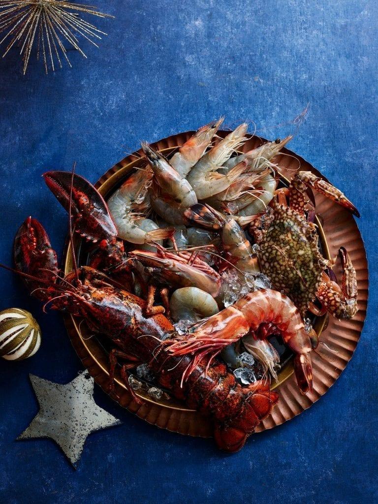 fresh fish seafood medley dia supermarket