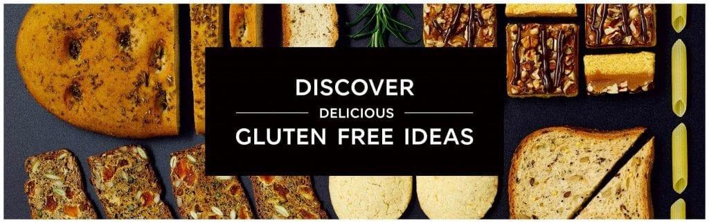 Gluten-free bread range