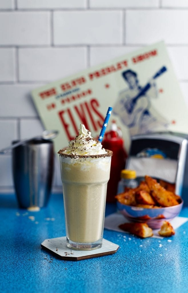 The Elvis cocktail