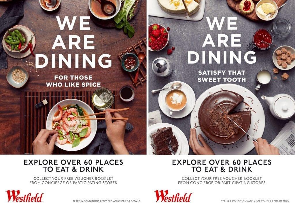 Westfield Advert